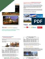 brosur paket wisata