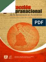 Proteccion Supranacional de La Democracia en Suramerica
