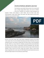 Indahnya Wisata Pantai Nongsa Kota Batam