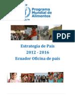 Ecuador Estrategia de Pais 2012-2016 (1)
