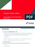 Dropped Obejct Safety