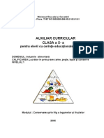 Industrie Alimentara Conservarea Legumelor Si Fructelo