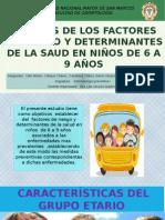 factores y determinantes de la salud