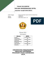 Ritel_Tugas 3_Resume_Kelas C_Kelompok 8_Dampak Supermarket Terhadap Pasar Dan Pedagang Ritel Tradisional Di Daerah Perkotaan Di Indonesia