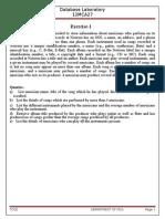 Lab Manual DBMS