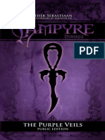 Vampyre Mysteries the Purple Veils