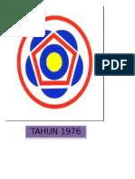 logo kemerdekaan 1976