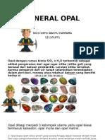 Mineral Opal