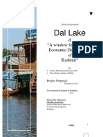 Dal-lake a possible window for socio-economic development of Kashmir