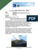 Boletin Informativo No 3844