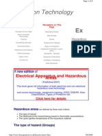 Hazardous Area Classification-Basics