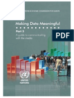 UNECE Making Data Meaningful Part3