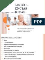 Caso Clinico - Emergencias Pediatricas