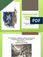 Revolucion Cientifica y Tecnica Este
