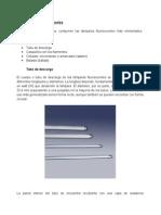Partes Principales Que Componen Las Lámparas Fluorescentes Más Elementales