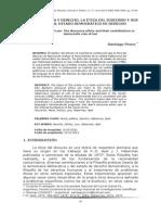 Prono, Santiago - Moral, Política y Derecho