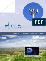 Alpha Wireless Brochure
