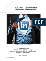 Benefits of LinkedIn for the College Student