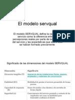 El Modelo Servqual Clase2