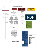 Psychodynamic Concept Map for Bipolar I, Manic