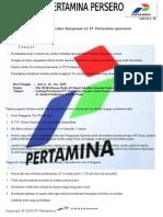 Surat Panggilan Tes Ke Jakarta(1)