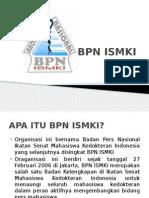 presentasi BPN-ISMKI
