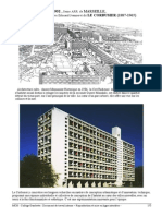 3A Audrey VIARGUES L'Urbanisation Au XXe - Doc 1 - La Cité Radieuse de LE CORBUSIER