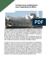 3A HDA Tom NOUET Et Damien HUE Le Musee Guggenheim Bilbao