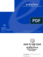 Eton ESP2100 Owners Manual_oct11