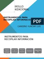 Instrument o Spar Are Co Pilar Informacion