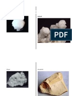Jenis Jenis Mineral Zeolit