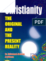 ‫Christianity - the-original-and-the-present-reality