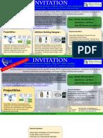 Undangan Seminar Projectwise 19 Mei 2015