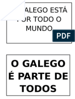 Frases Bocadillos Galego