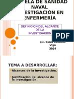 Cla 8 - Alcance de La Investigacion