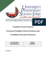 Perkembangan Pendidikan Kewarganegaraan Di Indonesia