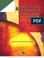 muharramat-forbidden-matters-taken-lightly