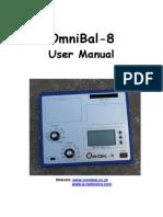 Omnibal 8 Manual