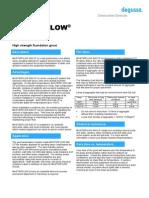 TDS - Masterflow 648CP