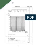 Marking Scheme Sains Spm Diagnostik Kertas 2