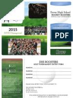 DHS Hockey Golf Tournament