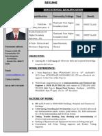Jimmy George- Electrical Engineer-resume