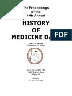 Historia Medicina