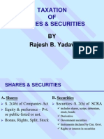 16406570 Shares Securities Ppt Rajesh Yadav