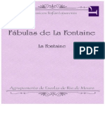 As Fabulas de La Fontaine