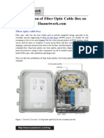 Low Price on Fiber Optic Cable Box.doc