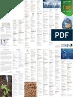 Programme 2010 de La science se livre en PoitouCharentes