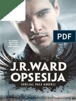 J. R. Ward - Opsesija