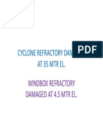 PPT OF CYCLONE REFRACTORY DAMAGED PORTION. 9.5.2015.pdf