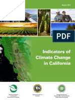 Climate Change Indicators Report 2013